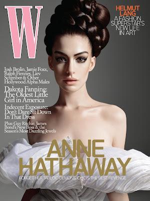 Anne Hathaway Humps W