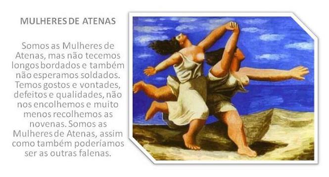 MULHERES DE ATENAS