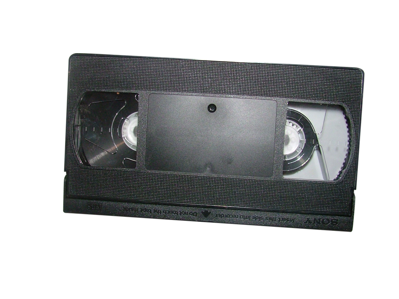 picture of a VHS
