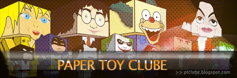 PAPER TOY CLUBE