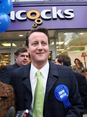 Picture of David Cameron copyright Michael Schofield