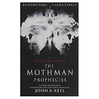 The Mothman Prophecies, by John A Keel
