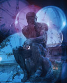 Rodin, Ο Σκεπτόμενος άνθρωπος
