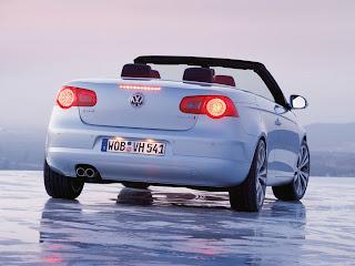 Volkswagen Eos Coupe Convertible