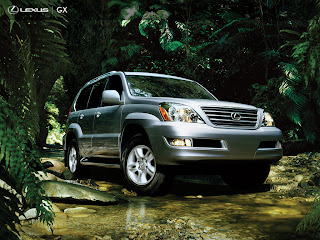 Lexus GX Midsize Luxury Utility Vehicle