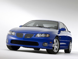 Pontiac GTO Sports Car 2004