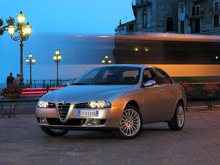 Alfa Romeo 156 Sedan 2003