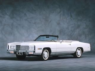 Cadillac Eldorado Cabriolet 1976