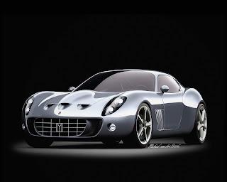 Ferrari 599 GTO Mugello Concept by Vandenbrink 2006