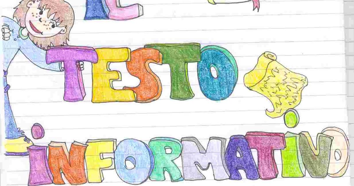 Favoloso Il testo informativo per la scuola Primaria RO11