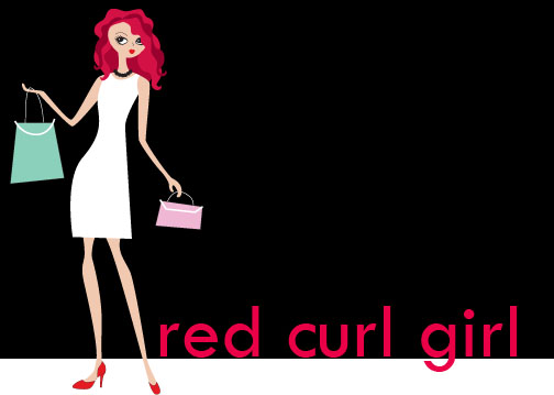 Red Curl Girl
