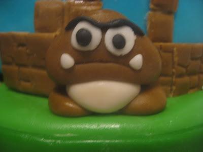 Mario cake, las vegas cakes