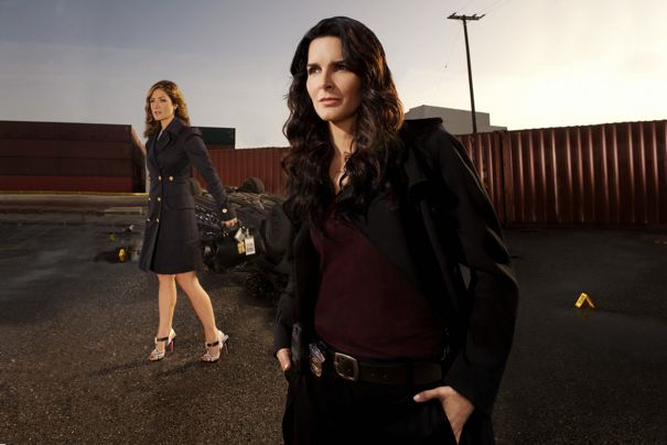 This july best friends jane rizzoli angie harmon and maura isles