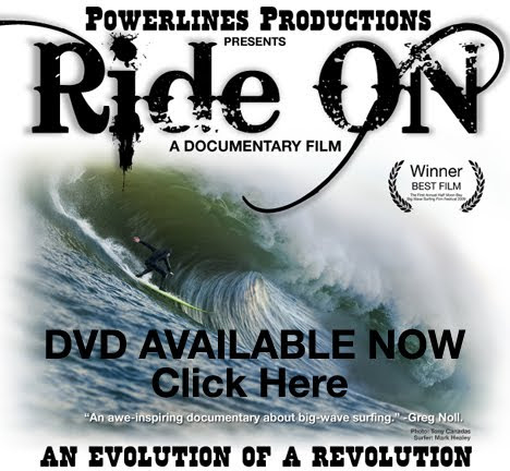 RIDE ON AVAILABLE NOW ON DVD!