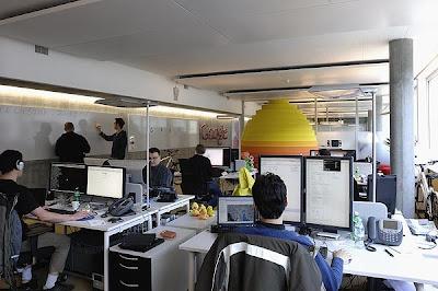 Google Work Station