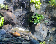 Kolam Waterfall