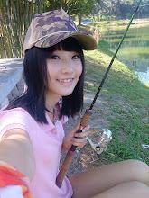 第一次钓鱼^O^