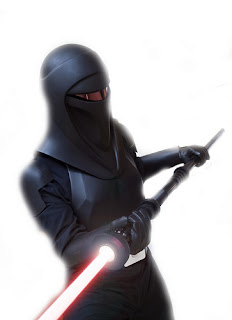 The Star Warz Blog: Marauders, Assassins, and the Sith Lords