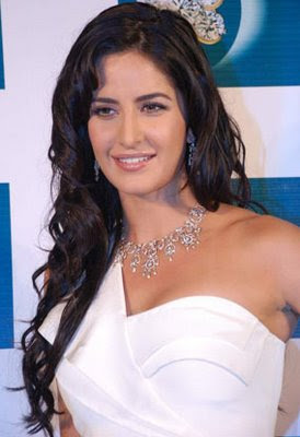 Bollywood actress katrina kaif in Designer Diamond Jewellery
