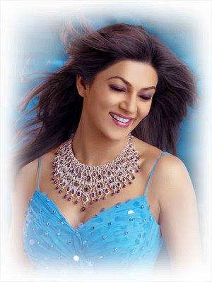 Bollywood actress sushmita sen in Designer Diamond Jewellery