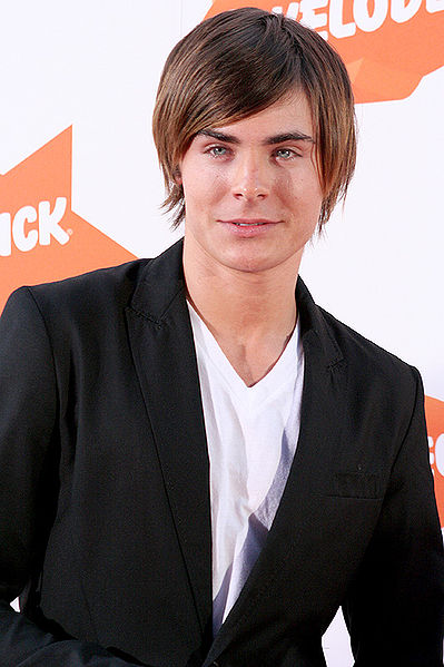 Zac Efron Cool Mens Hairstyle