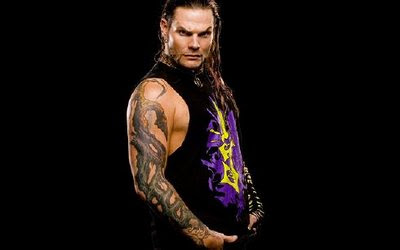 WWE Superstar Jeff Hardy Tattoo Design