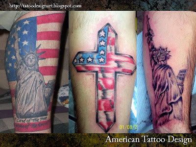 American Tattoo Designs