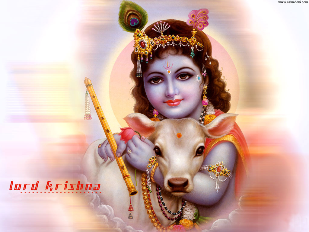 and Enchanting Krishna