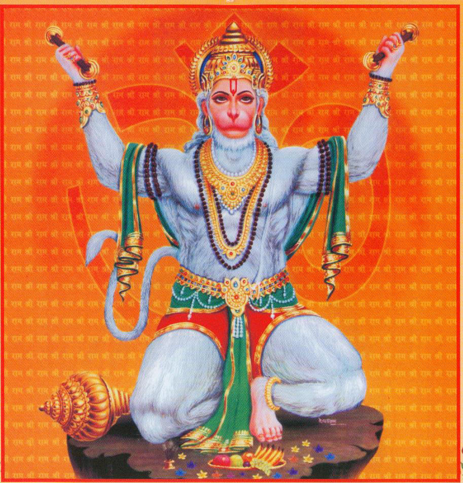 Lord Hanuman or the monkey deity is one of the most revered god of India.