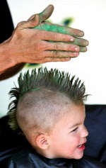 Mohawk haircut, Mohican Hairstyle Pictures