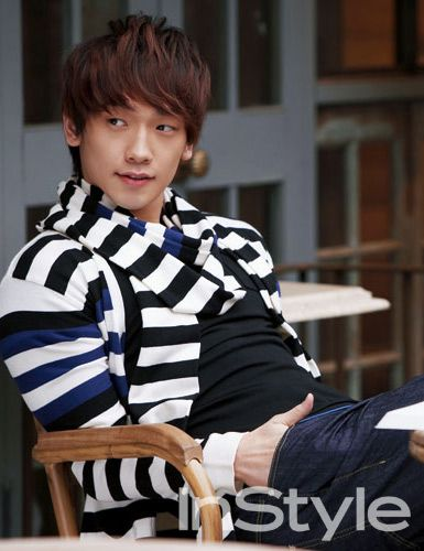 Korean Star Bi Rain Hot Hairstyle