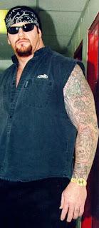 The Undertaker Tattoos - WWE Superstar Tattoo Design