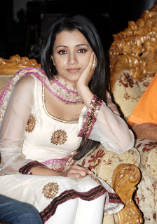 Indian Actress Trisha Tattoos - Celebrity Tattoo Designs
