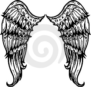 new wings tattoo designs