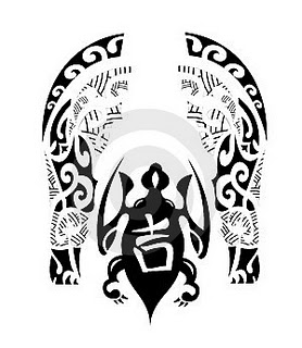Maori Tribal Tattoo Design Picture 4