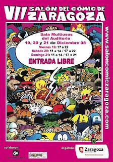 VII Salón de Cómic de Zaragoza