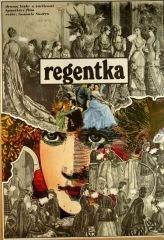 Cartel checo de La Regenta