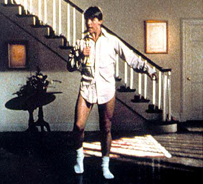 Risky Business Tom Cruise. Envision this.