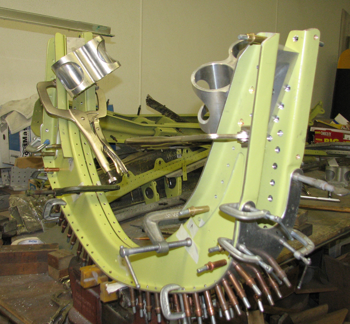 Xp 82 Twin Mustang Project January 2010