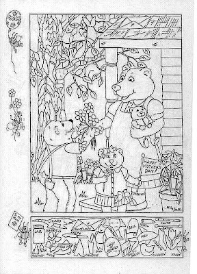 ... Publishing: Mother's Day Printable Hidden Picture Puzzle/Coloring Page