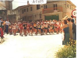 Carrera Popular Años 80