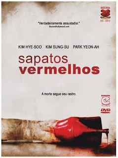 Filme Poster Sapatos Vermelhos DVDRip XviD Dublado