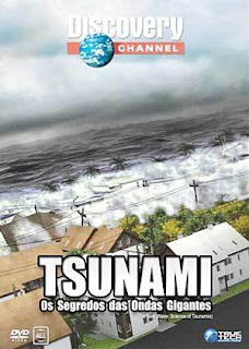 Tsunami: Os Segredos das Ondas Gigantes   Dublado
