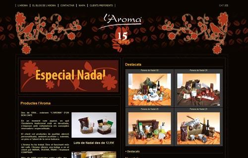 LAroma Manresa - www.aromavirtual.es