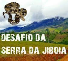 Desafio da Serra da Jiboia 1