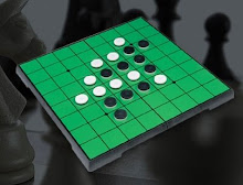 Regular Reversi board