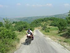 fietsen in macedonië