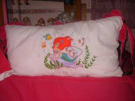 almohada de la serenita