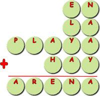 Criptoaritmética, Alfamética, Alfamético, Criptosumas