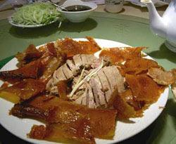 Peking Style Long Island Roast Duckling